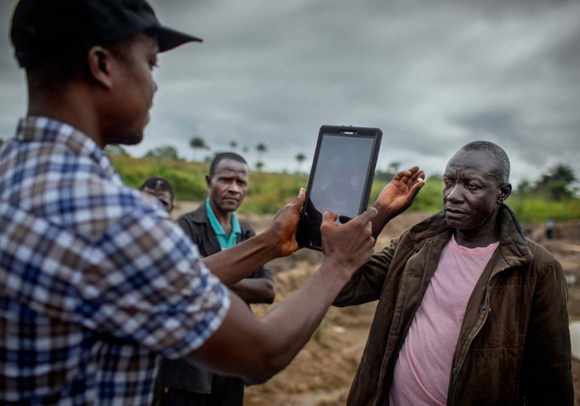 Diamanten, Sierra Leone, Blutdiamanten, Digitalisierung